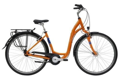 Hercules Uno R7 bike rental in Lenggries