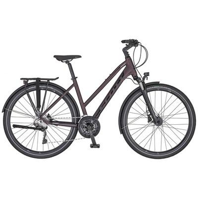 SCOTT SUB SPORT 20 female bike rental in Mauguio