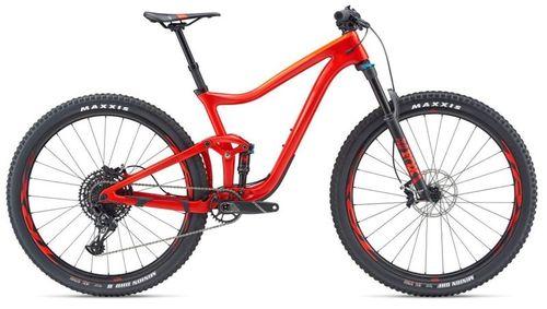 GIANT Trance advanced pro bike rental in Mauguio
