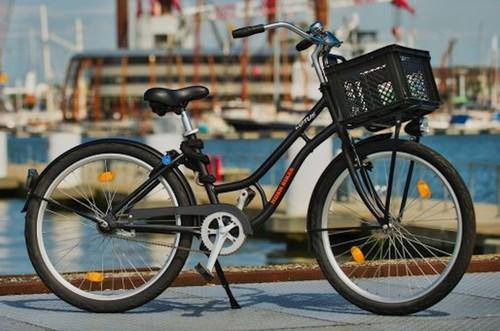 Black City Bike Black City Bike bike rental in Amsterdam
