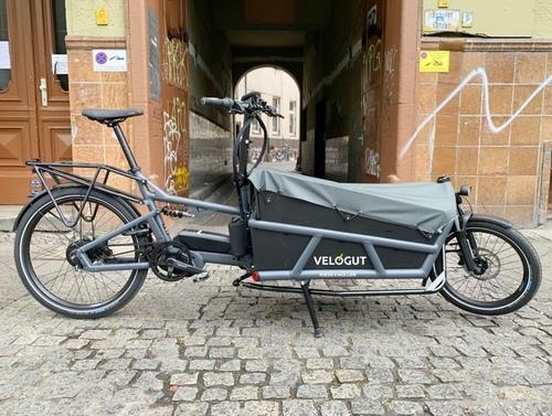 Riese & Müller Load 75 vario cargo Verleih in Berlin