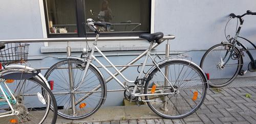 Herkules altes Modell bike rental in Essen