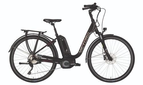 Victoria Victoria Tiefeinsteiger bike rental in Übersee