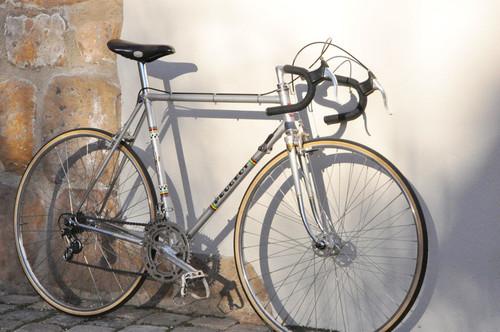 Peugeot PY10 fietsverhuur Esslingen am Neckar