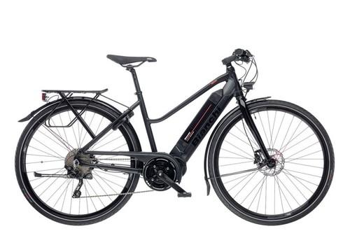 Alquiler de bicicletas Bianchi E- Spillo en Bellagio-Como