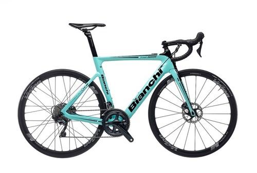 Alquiler de bicicletas Bianchi E-Aria en Bellagio-Como