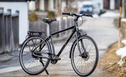 Victoria Trekking 5.8 bike rental in Bergen aan Zee