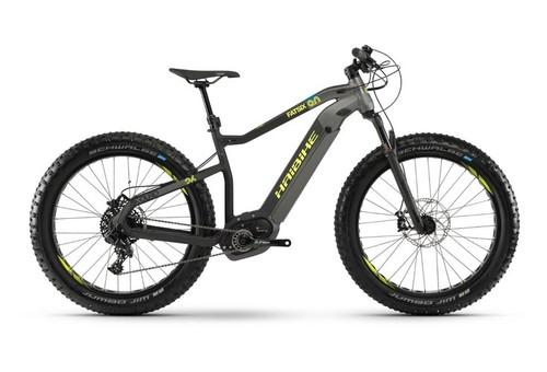 Haibike XDURO FatSix 9.0 bike rental in Zwiesel