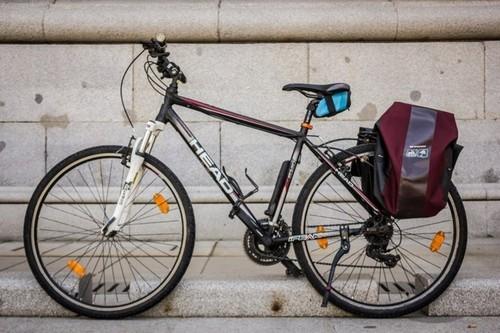 Alquiler de bicicletas Head Ipeak en Madrid