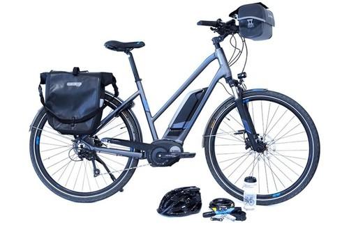 Scott E Sub Tour L RE bike rental in RENNES