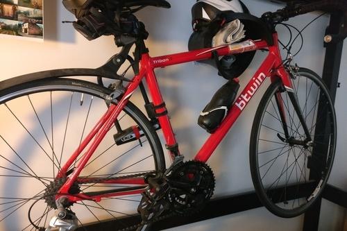 Location vélo Btwin Triban 3 à Paris