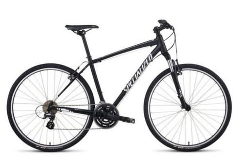 Specialized Crosstrail- GT Transeo bike rental in Costa Teguise, Lanzarote