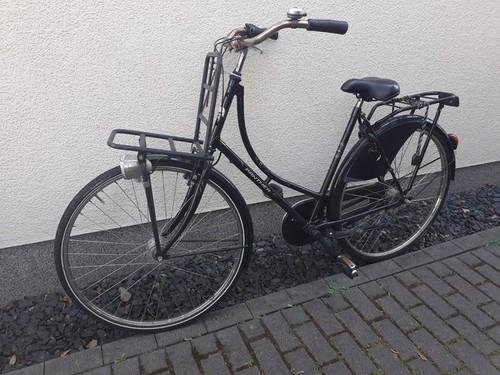 Panther Hollandrad bike rental in Köln