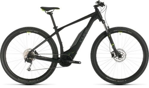 Cube Acid bike rental in Calvi