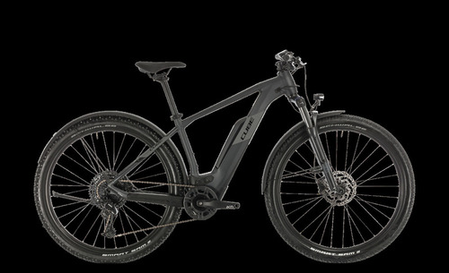 Cube Reaction Hybrid bike rental in Calvi