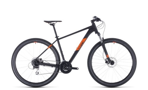 Cube AIM Pro bike rental in Calvi