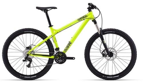 Commencal El Camino bike rental in Calvi