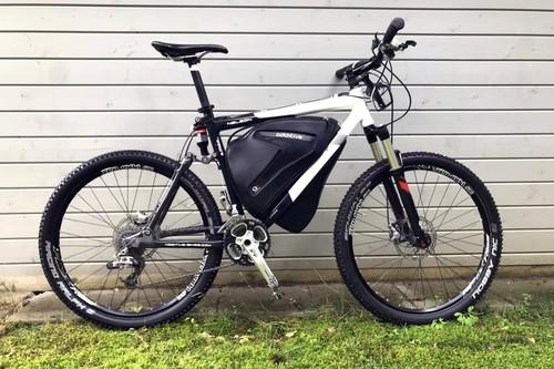 Nelson Fully HX+ bike rental in Prien am Chiemsee