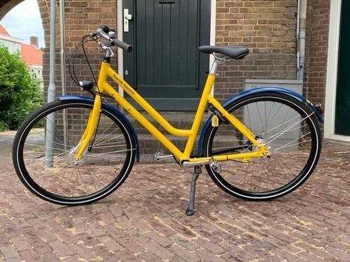 Stadsfiets (o.a. Batavus) City bike bike rental in Arnhem