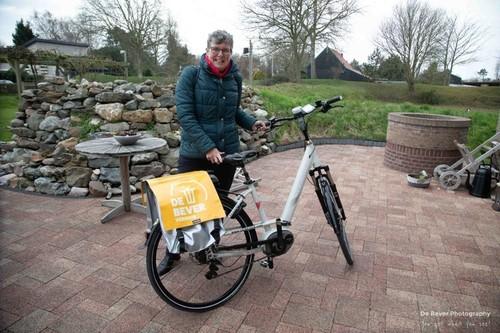 Segway E-bike comfort bike rental in Ouddorp