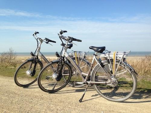 Sparta E-bike standaard bike rental in Ouddorp
