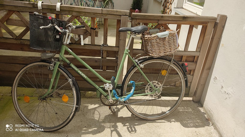Location vélo Puch Clubman à Wien
