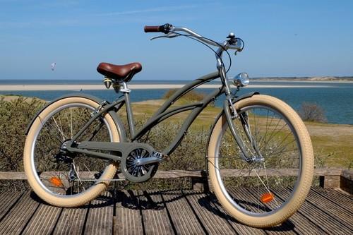 Alquiler de bicicletas Arcade Beachcruiser en Cannes