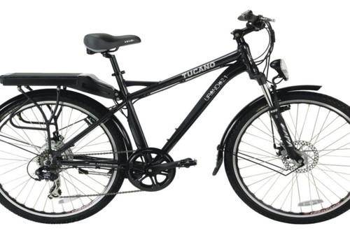 Alquiler de bicicletas Tucano City bike en Santander