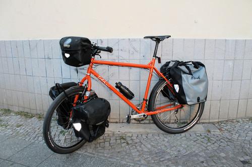 Alquiler de bicicletas Surly Reiserad / Touring Bike en Berlin