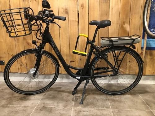 Alquiler de bicicletas DEVRON E-bike en BURGOS