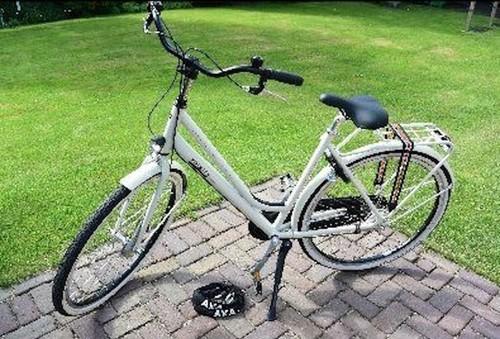 Stadsfiets City Bike bike rental in Maarssen