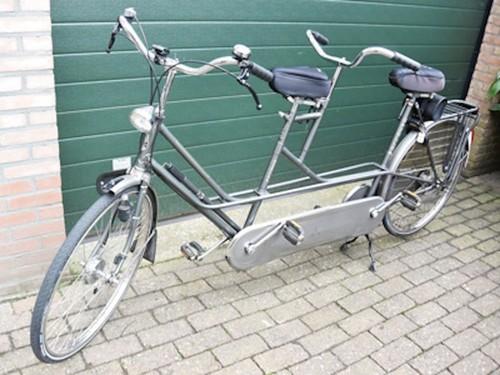 Tandem Tandem bike rental in Maarssen