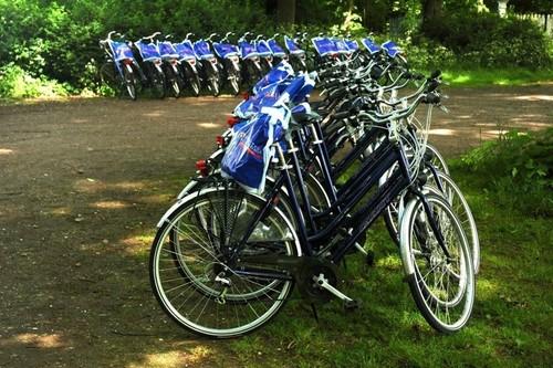 Union Tourfiets bike rental in Veenendaal