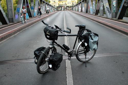 VSF Fahrradmanufaktur Reiserad / Touring Bike bike rental in Berlin