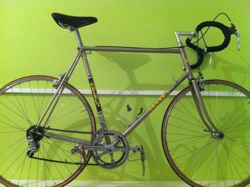 Location vélo Select Retro-Rennrad 1979 à Wien