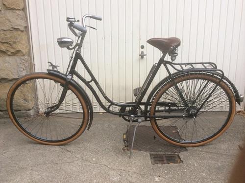 Stricker 50er Jahre Oldtimer bike rental in Münster