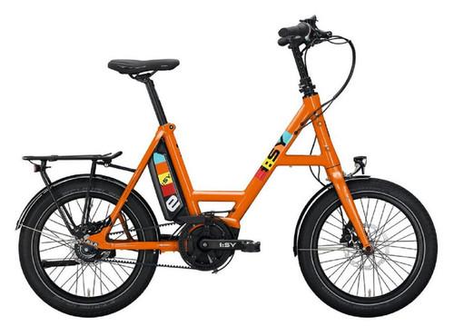 "I:SY I:SY Elektrorad ""DrivE S8 bike rental in Flensburg"