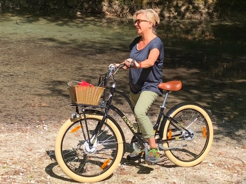 Alquiler de bicicletas Electra Townie Lady en Salzburger