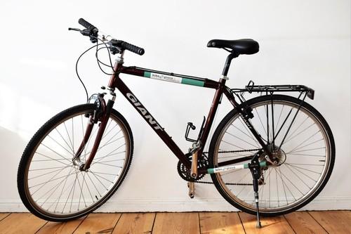 Alquiler de bicicletas Giant Cross Series X en Berlin