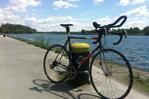 Francesco Moser Classe fietsverhuur Vienna
