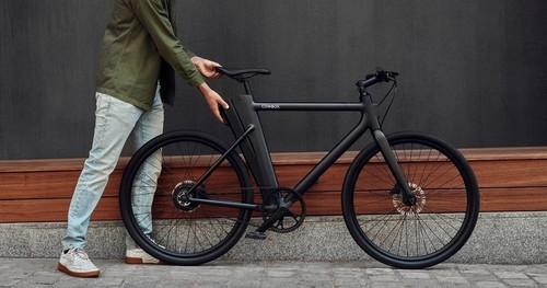 Cowboy V3 - Model 3 2020 fietsverhuur Bad Vilbel
