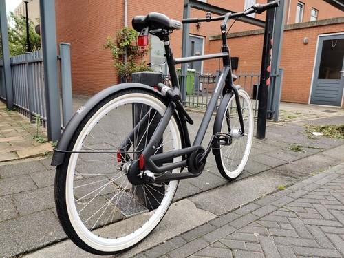 Cortina Blau bike rental in Amsterdam