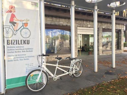 Alquiler de bicicletas A A en Gasteiz, Araba,
