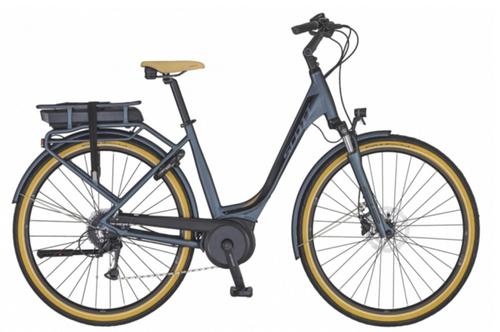 Scott Sub active eRIDE bike rental in Dijon