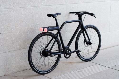 Alquiler de bicicletas Angell Model Black en Berlin