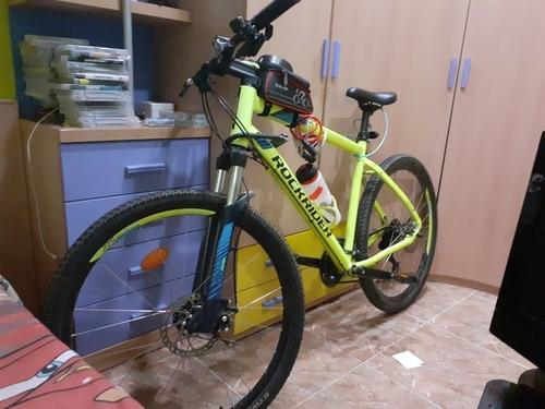 Rockrider 520 fietsverhuur Santa Coloma De Gramanet