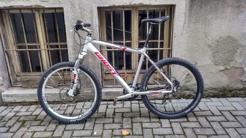 Location vélo Ghost SE3003 à Stuttgart