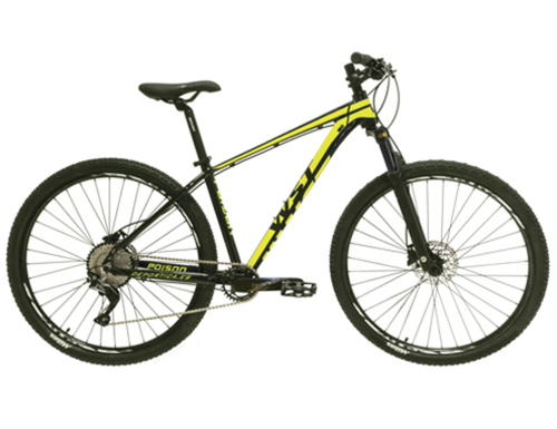 Alquiler de bicicletas WST POISON 9011 en Olvera, Cadiz
