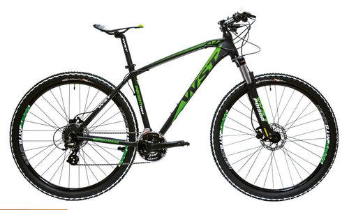"""Alquiler de bicicletas WST Poison 29"""" en Suances"""