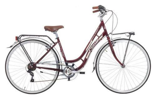 Alquiler de bicicletas CINZIA Beauty Lady en Suances